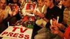 Giornalisti nel mirino