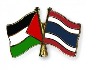 Thailandia riconosce lo Stato palestinese