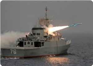 Esercitazioni militari israeliane nel mare di Gaza