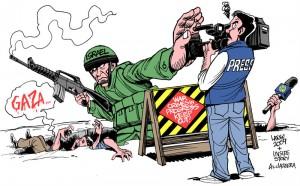 Indice sulla libertà di stampa 2011: peggiorano oPt e Israele