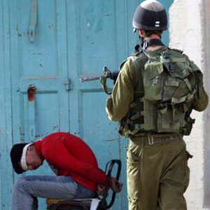 Febbraio 2012: Israele ha arrestato 390 cittadini palestinesi