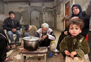 Da aprile Unrwa fermerà il programma economico rivolto ai poveri di Gaza