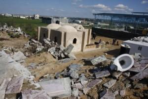 La fondazione al-Aqsa: la moschea sarà circondata da giardini talmudici