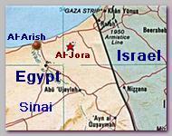 Inchiesta dei Media egiziani sul contrabbando di merci nocive da Israele