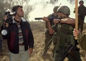 Febbraio 2012: 25 violazioni israeliane contro giornalisti palestinesi