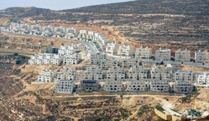 An-overview-of-new-Israeli-housing-in-the-Givat-Zeev-Settlement-in-the-West-Bank