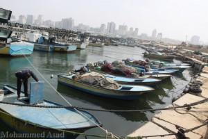 Emergenza carburante a Gaza: ferma anche la pesca