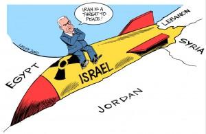Il 25% degli americani starebbe al fianco di Israele in una guerra contro l'Iran