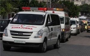 Benzina esaurita: fuori uso le ambulanze a Gaza