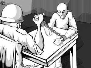 Detenuti palestinesi aggrediti, trasferiti ed esposti alle minacce israeliane