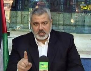 Haniyah condanna il silenzio generale sulla lotta dei detenuti palestinesi