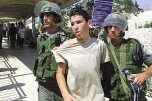 Al-Khalil: arrestato un adolescente