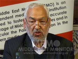 Ghannouchi: minacciare la Palestina è come minacciare tutti i paesi musulmani