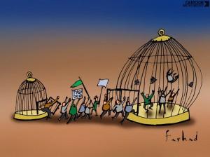 Detenzioni: non cambia la prassi di Israele