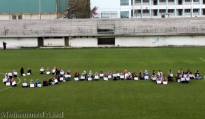 Giovani gazawi occupano sedi dell'Onu in solidarietà con sciopero dei detenuti