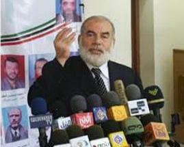 Bahar invita la Lega Araba a visitare Gaza, e a pronunciarsi sui detenuti