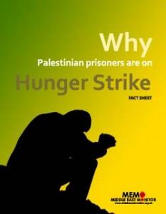Prigionieri palestinesi: l'appello dell'Api