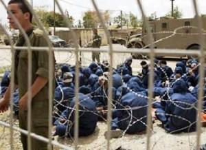 Violazioni israeliane nelle prigioni del Negev e di Eichel