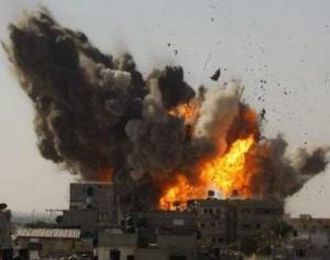 Missili israeliani contro moto palestinese: ucciso un resistente. Sale a 8 il bilancio dei morti nella Striscia di Gaza