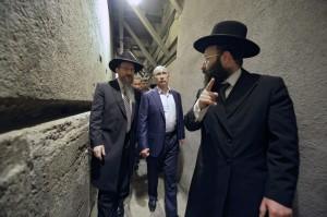 "Putin: ""Profondo legame ebraico con Gerusalemme"". La protesta dei Palestinesi"