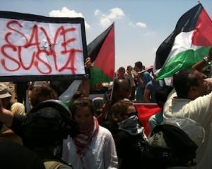 Venerdì di protesta: represse cinque manifestazioni di solidarietà in Cisgiordania