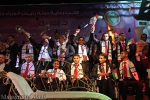 50 disabili da Piombo Fuso si sposano a Gaza. Sponsor Wafaa e Abspp
