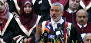 Haniyah: 'I timori israeliani per Mursi sono già una vittoria per la Palestina'