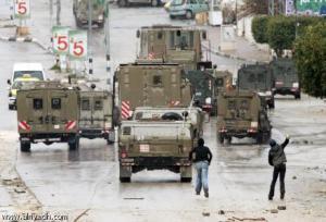 Invasione militare del campo di Deheisheh: 2 palestinesi arrestati