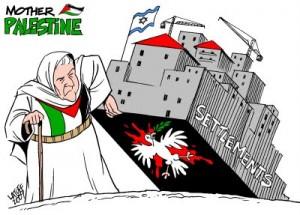 Mother_Palestine_Settlements_by_Latuff2