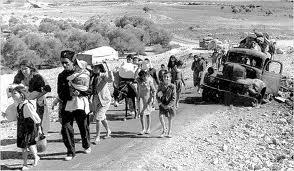 La beffa oltre il danno: propaganda sionista equipara israeliani occupanti con palestinesi scacciati