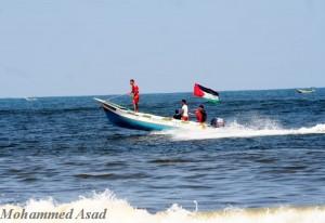 Per sfuggire all'assedio. I pescatori di Gaza raggiungono le coste egiziane