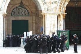 Al Aqsa invasa