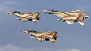 Israele lancia una di serie di incursioni aeree sulla Striscia di Gaza