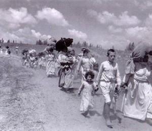 Dati statistici: nel 1948, due terzi dei palestinesi sono stati sfollati