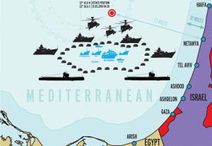 Istanbul, inizia il processo Mavi Marmara contro 4 comandanti israeliani