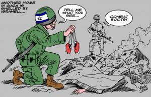 Memo: l'assalto a Gaza è un ulteriore passo nel percorso di disumanizzazione dei palestinesi