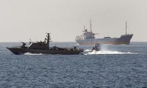 Fuoco israeliano contro i pescherecci di Gaza