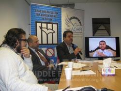 La denuncia: le forze di sicurezza dell'Anp violano i diritti umani e collaborano con Israele