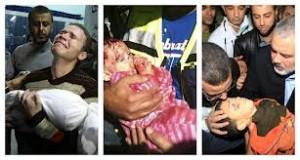 Ministero della Sanità di Gaza: 278 vittime palestinesi nel 2012