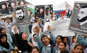 Dati ufficiali: 3850 palestinesi arrestati nel 2012