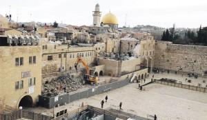 """A Gerusalemme c'è """"spazio per una capitale palestinese"""", afferma Gantz"""