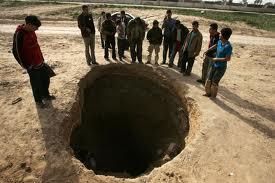 Gaza duramente colpita dalla distruzione dei tunnel
