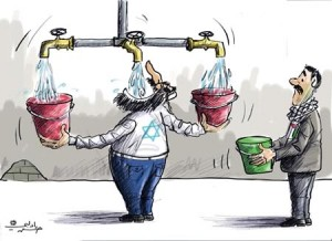 Zionist entity steals Palestinian water but still needs more from Africa