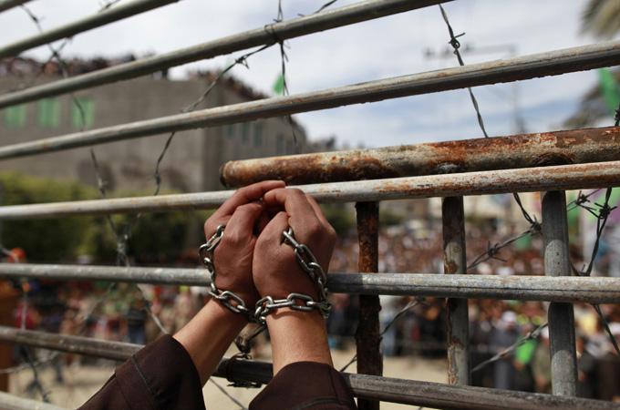 Prigionieri palestinesi in condizioni catastrofiche nelle celle israeliane