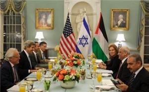 Dopo uno stop di tre anni, riprendono i negoziati tra palestinesi e israeliani