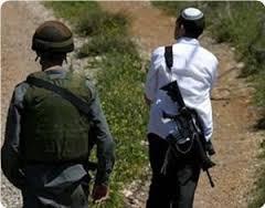 200 coloni manifestano a Jenin, protetti dall'esercito israeliano