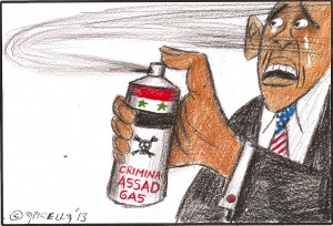 CRIMINAL ASSAD GAS
