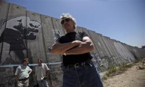 MIDEAST ISRAEL PALESTINIANS ROGER WATERS