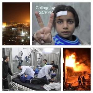 Striscia di Gaza, bombardamenti israeliani feriscono 7 palestinesi