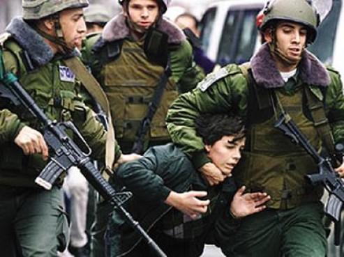 Rapporto: 470 palestinesi arrestati a febbraio